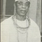 NSE Mourns its First President, Engr. Chief. Geoffrey Osatohanmwen Aiwerioba FNSE