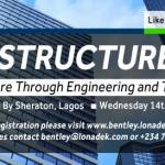INVITATION TO ATTEND THE 2017 BENTLEY INFRASTRUCTURE OPEN DAY 2017