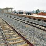 Several injured as train derails in Lagos