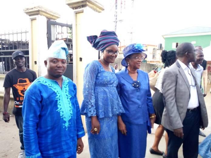 Photos: Exit of Olu Awoyinfa, the best President NSE never had...