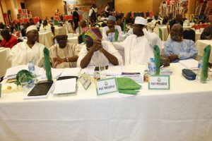 Engr. Otis Oliver Tabugbo Anyaeji Delivers Valedictory Speech at Council Meeting