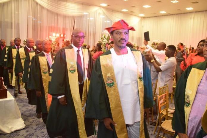 Celebrating the Nigerian Infrastructure Engineer, Olatunji Ariyomo as He rises to the Prestigious Rank of Fellowship of NSE by Isqil Najim