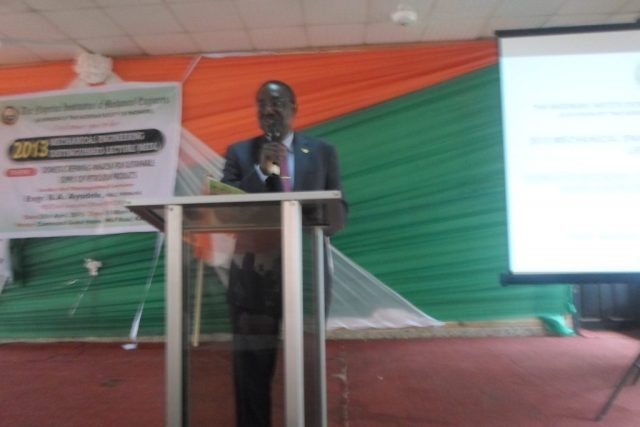 Dr Baru to dissect paradigm shift from Fossil Fuel to Renewable Energy at NIMechE MEDL
