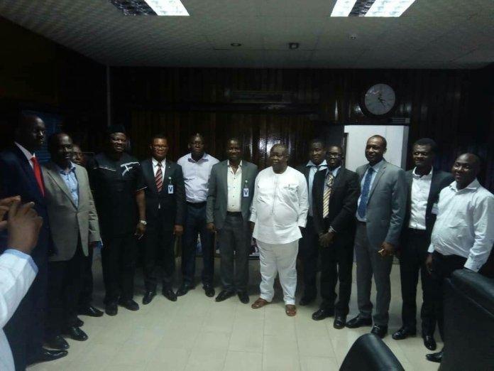 Procurement Engineers pay courtesy visit to Nigeria Railway Boss
