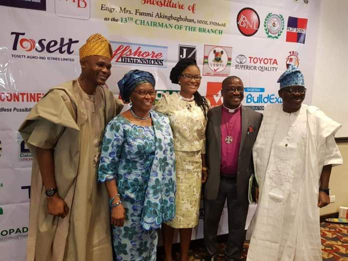 Elegance and Professionalism as Ikeja Engineers Sworn in Akingbagbohun in a Colourful Ceremony