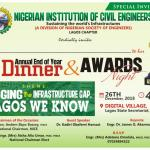 NICE 2018 End of the Year Dinner: Dr Obafemi Hamzat to Speak on Bridging the Infrastructure Gap