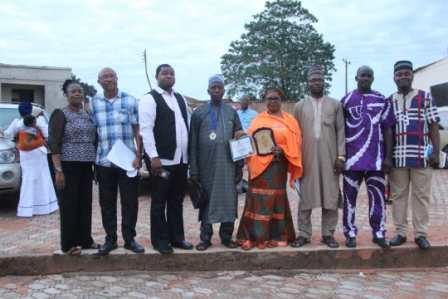 Shafii Usman Succeeds Mariam Obomeghie as Auchi Branch Chairman