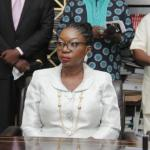 Funmilola Ojelade  is APWEN'S President- Elect