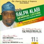 Chief Akintunde Zedomi to deliver 10th  Ralph Alabi Memorial Lecture