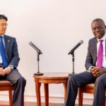 Sanwo-Olu in China: Aims at transforming Lagos economy to be 21st century compliant