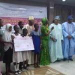 APWEN Presents Scholarship prizes to students in Abeokuta