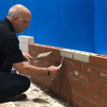 Scotland scientists invent groundbreaking low-emissions, recycled building brick
