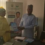 UNIMAID Alumni FCT Chapter Visits National Chairman, Nigerian Institution of Civil Engineers (NICE)