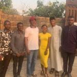Engineering Group pays Condolence Visit to Gov. Akeredolu's Special Adviser On Energy