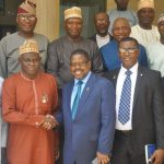 NIQS President Visits NSE, Seeks Collaboration between Construction Industry Professionals