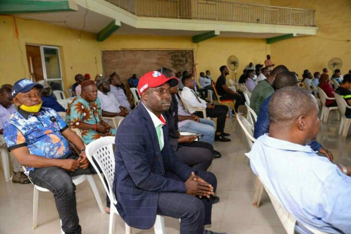 Obaseki tasks engineers on professionalism, seeks support for enduring infrastructure in Edo