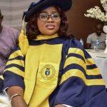 Nigerian Philanthropist Engr. Dr. Funmi Ayinke Waheed-Adekojo giving Helping Hands In Time Of Turbulence