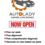 Autolady Synergy Opens Brand New Workshop in Karu, promises more quality services