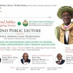 6 Branches of NSE, Home and Abroad are teaming up to Honour NSE Past President Olorunfemi Ademola