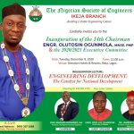 Ikeja Sets for Inauguration of Engr Tosin Ogunmola as New Chairman to herald a New Dawn