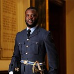 Nigerian Engineer Becomes First Non-British To Be Commissioned Aero-Systems Specialist In British Royal Air Force