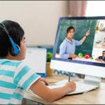 An obstacle to the epidemic:  Distance learning
