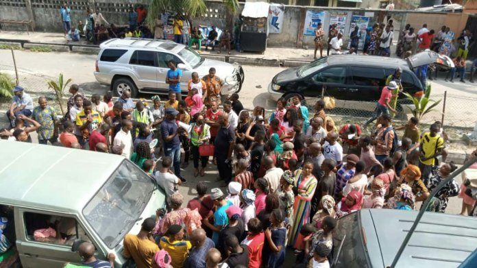 Victoria Island Engineers embark Market Fire safety awareness Campaign in Lagos