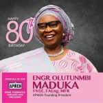 80 Happy Cheers to the first Registred Female Engineer and first Female president of Academy of Engineering