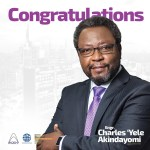 Becoming President of Association for Consulting Engineering in Nigeria