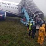 Passenger plane crash lands in Ilorin