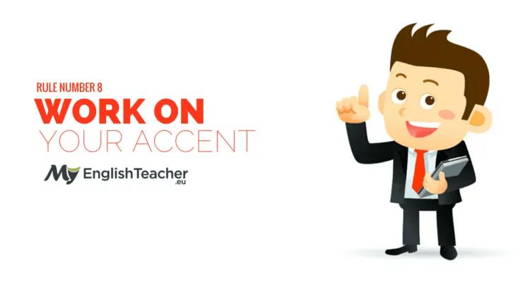 ENGLISH ACCENT
