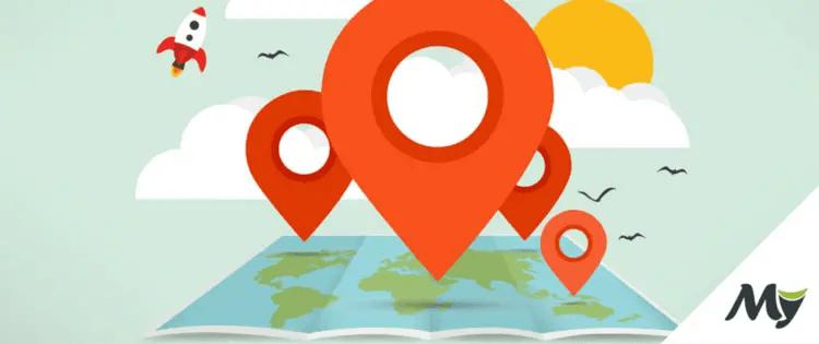 map, public transport