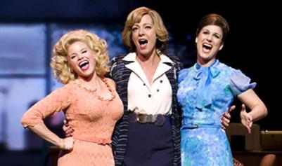 with Allison Janney and Stephanie J Block in 9 to 5