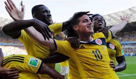 Colombia Celebration