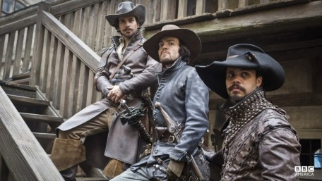 The Musketeers pilot