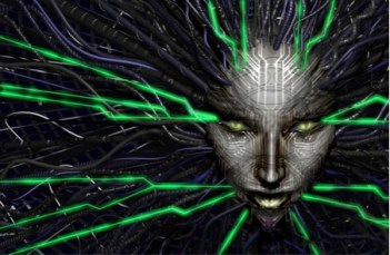 SHODAN, villain of System Shock, the standard to which all insane AIs are measured