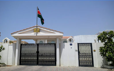 Kenyan Consulate General in Dubai, United Arab Emirates