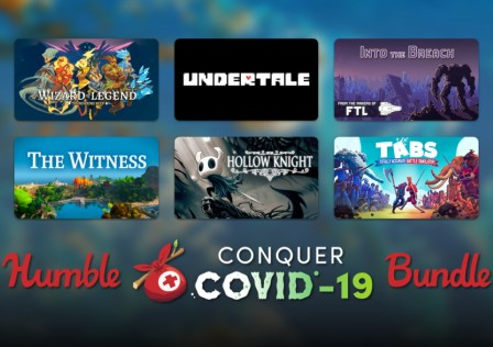 Humble-Conquer-Covid-19-bundle
