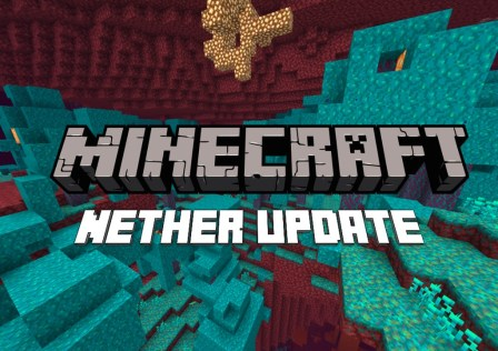 Minecraft-Nether-Update