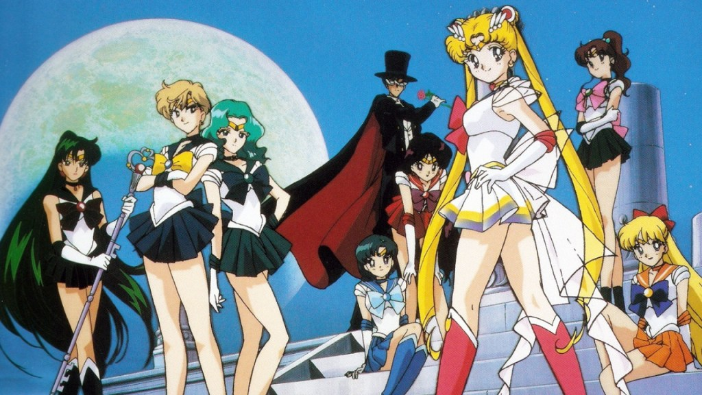 GAMERTAG – Especial Sailor Moon