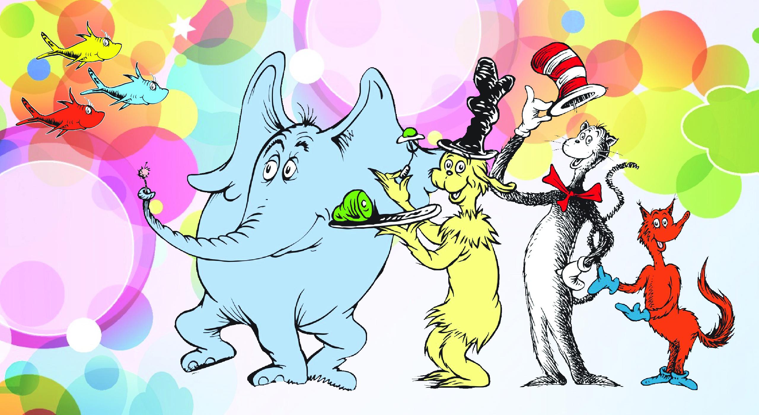 Dr Seuss Preschool Party