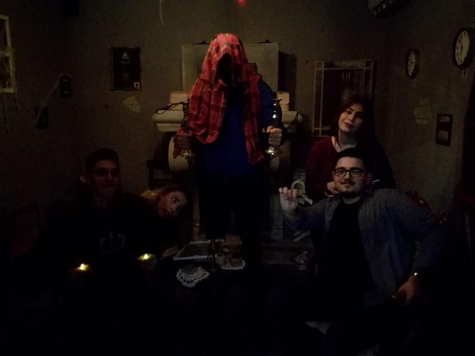 Conjuring Escape Room Rodos