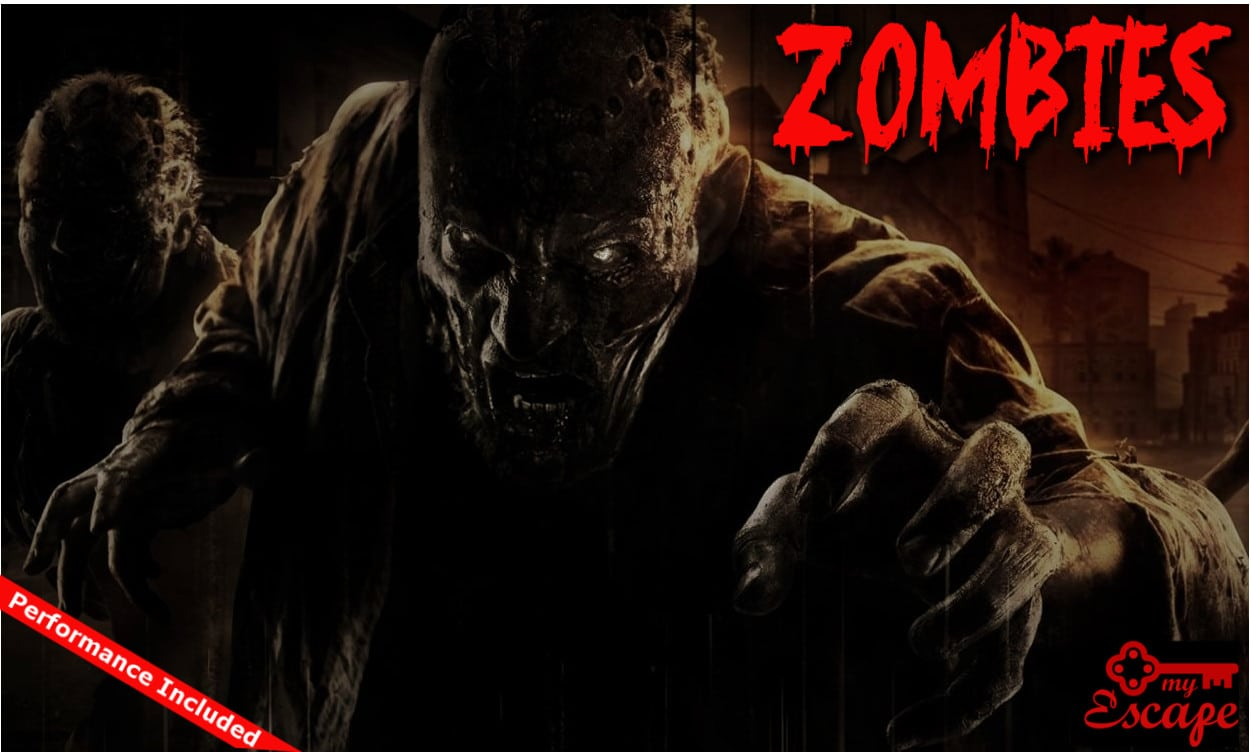 My Escape Rodos-Zombie Escape Room