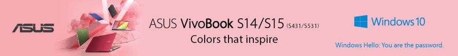 ASUS VivoBook S14 S431 VivoBook S15 S531