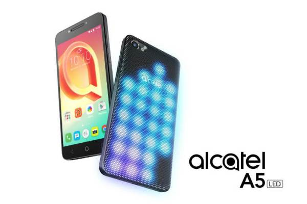 alcatel-a5led