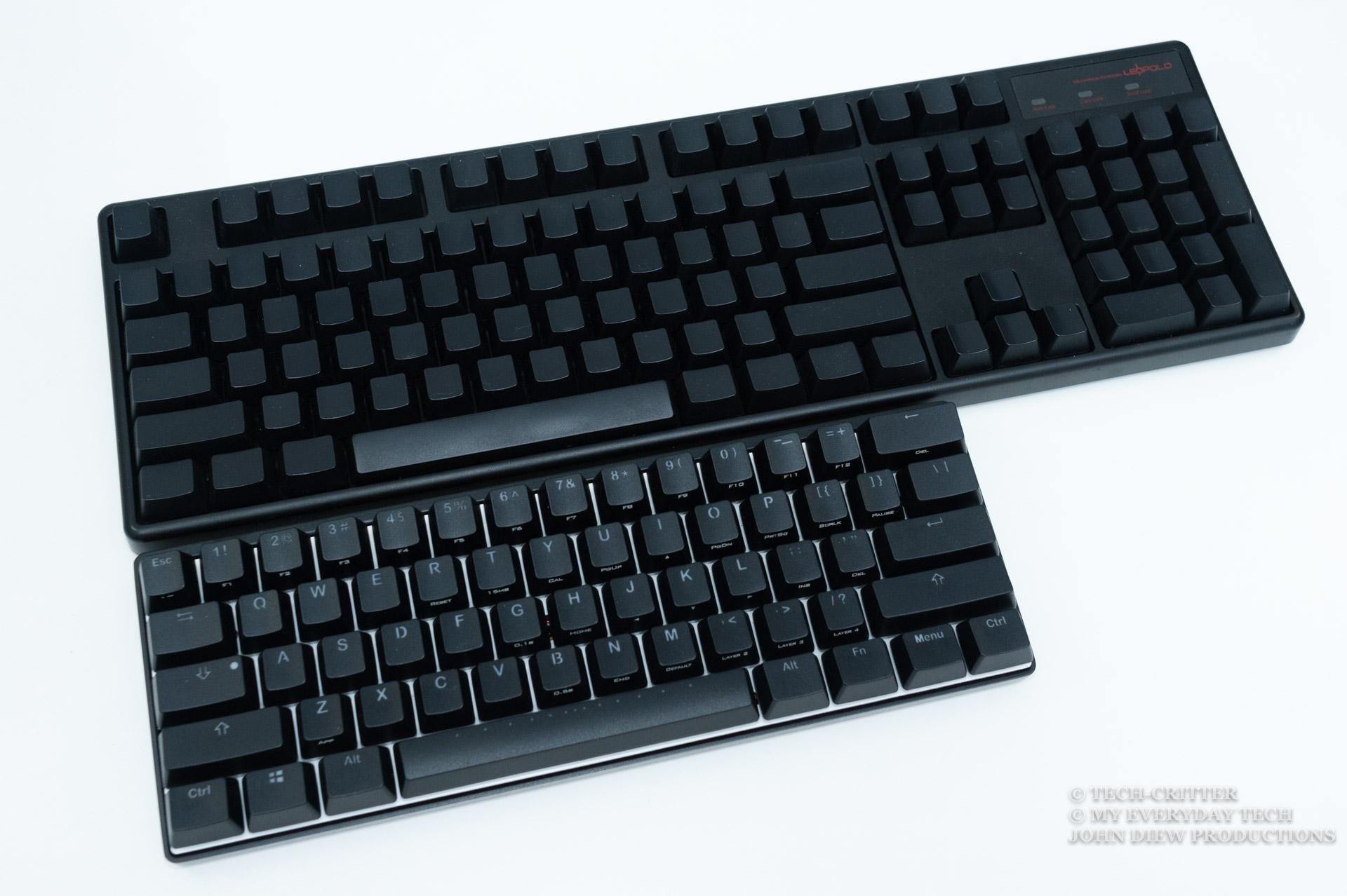 Review: Vortex POK3R RGB Mechanical Keyboard