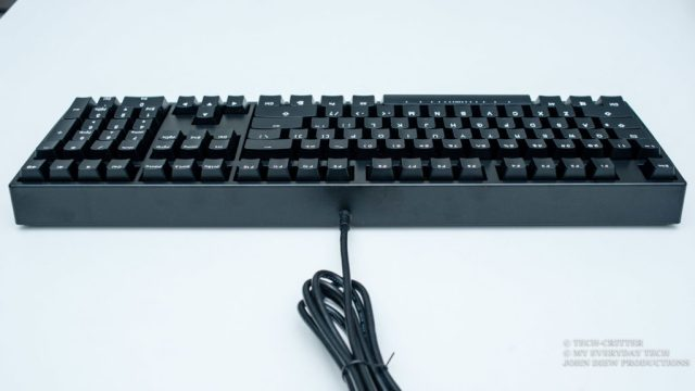 Ducky Zero DK2108 Mechanical Keyboard Review 9