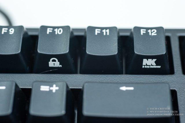 Ducky Zero DK2108 Mechanical Keyboard Review 23