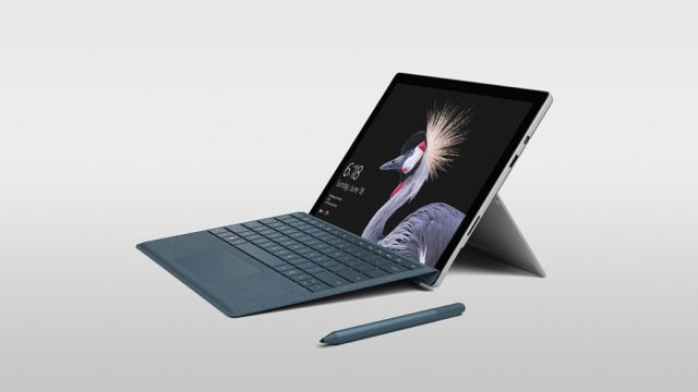 Microsoft Announces the New Surface Pro 4