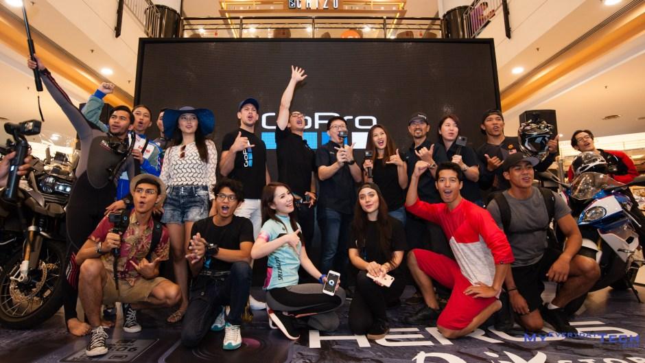 GoPro HERO6 launch